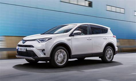 toyota hybrid 2016 toyota rav4 hybrid one limited edition marks european