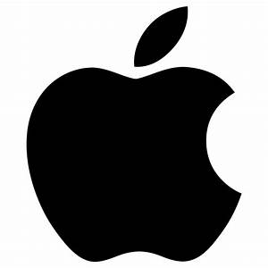 File:Apple logo black.svg - Simple English Wikipedia, the ...