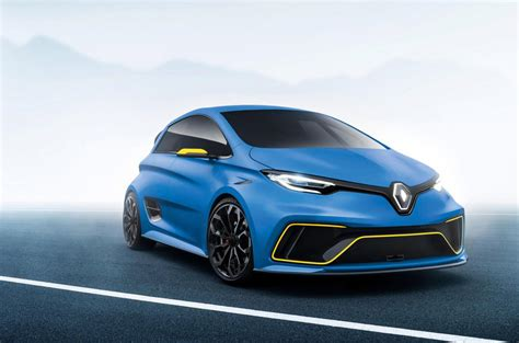 Renault Clio R S 4k Wallpapers by Renault Zoe Rs Could Hit Market Before 2020 Autocar