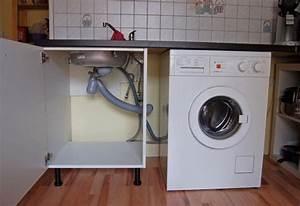 Waschmaschine In Der Küche : wo wie sp lmaschine in k chenzeile unterbringen k che heimwerken spuelmaschine ~ Markanthonyermac.com Haus und Dekorationen