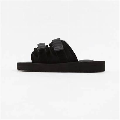 Hobo Shoer Piping Sandal Suede Leather Suicoke
