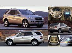 MercedesBenz ML500 2006 pictures, information & specs