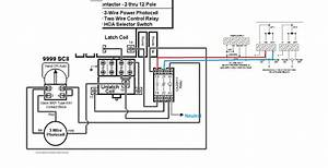 Square D 8501 Wiring Diagram Collection