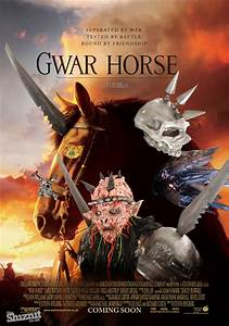 Making the War Horse poster better one letter at a time ...