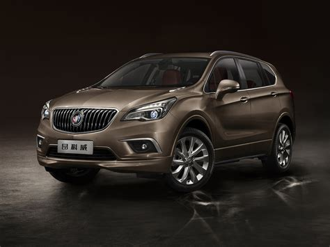 Buick Envision To Feature New Transmission Advanced Awd