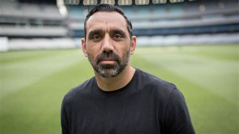 Adam goodes' absence from the afl hall of fame is a tragedy and the afl — and all australians — need to find a way to heal the rift. How Rebels football is using Adam Goodes' story to help indigenous youth follow his footsteps ...