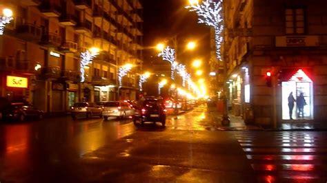 Salerno Illuminazioni Natalizie by Di Natale A Salerno Illuminazione Corso Stazione