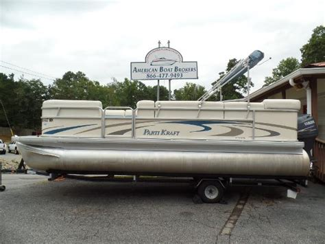 Craigslist Pontoon Boat Parti Kraft parti kraft new and used boats for sale