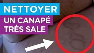 Nettoyage Marbre Tres Sale : comment nettoyer un canap tr s sale traitement ~ Melissatoandfro.com Idées de Décoration