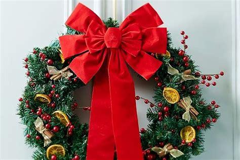 christmas wreath tree stockings