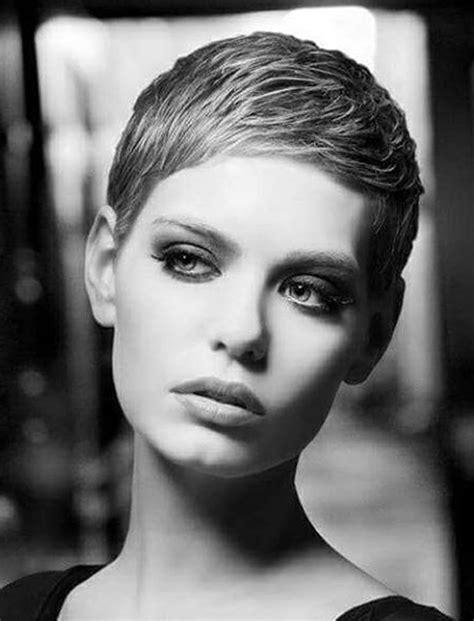 trend short haircuts     pixie hair ideas