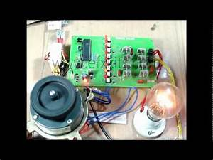 Speed Control Of Single Phase Induction Motor By Cyclo