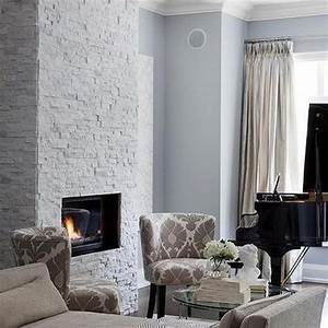 5, Stone, Fireplace, Designs, For, A, Rustic-style, Living, Room