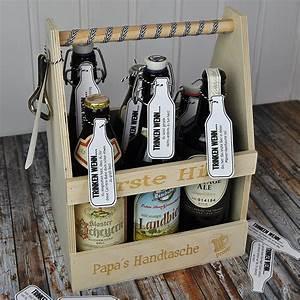 Bier Adventskalender Selber Machen : m nner handtasche f r echte notf lle basteln gifts of love ~ Frokenaadalensverden.com Haus und Dekorationen