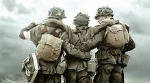 Band of Brothers (TV Series 2001-2001) - Backdrops — The ...