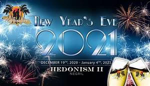 New Years Eve 2021 @ Hedonism II