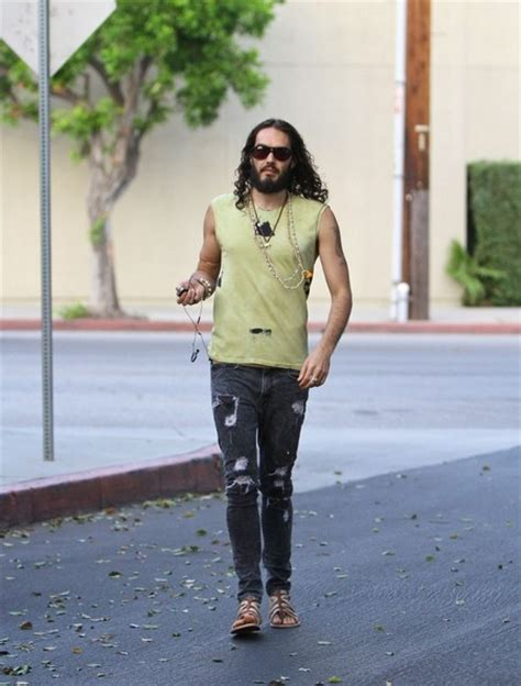 russell brand jeans russell brand skinny jeans russell brand looks stylebistro