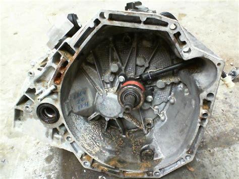 boite de vitesses renault scenic iii diesel