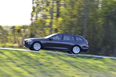 Bmw 5series Gets New Zf 8speed Automatic Transmission