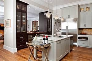 Open, Kitchen, Designs