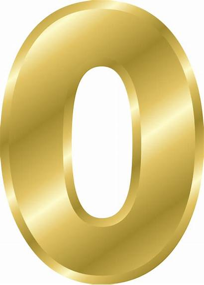 Gold Clipart Letters Alphabet Number Effect Letter
