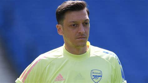 Mesut Ozil: Arsenal have not reciprocated my loyalty ...