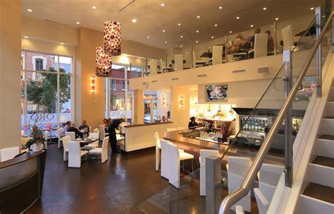 interior design restaurant architecture oro restaurant
