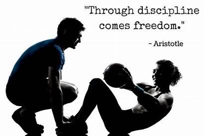 Freedom Discipline Equals Equation Winning Through Comes