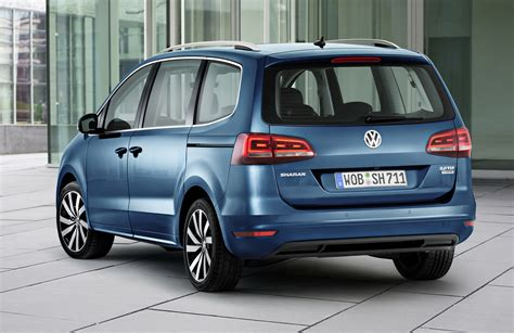 siege sharan vw sharan gets engines and equipment discreet styling