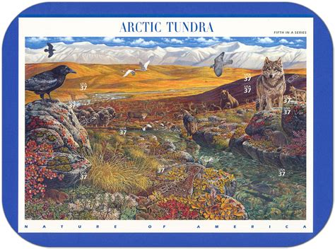 2003 Arctic Tundra 5th Issue Nature Of America Series