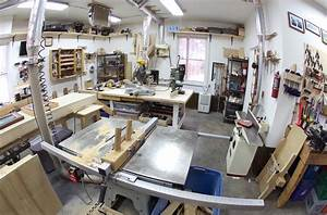 Sam's Garage Woodshop - The Wood Whisperer