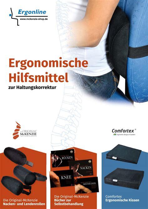 Broschyr Ergonline 2016 German by Ergonline - Issuu
