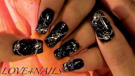 black and silver nail designs black and silver nail designs 1 cool wallpaper