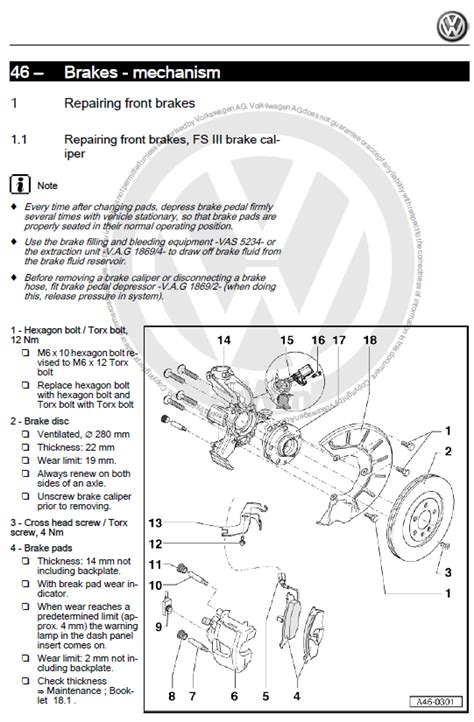 volkswagen      factory repair manual