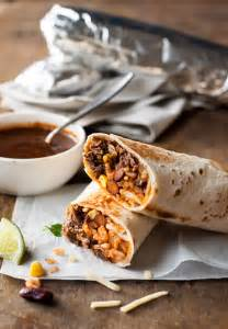 Mexican Shredded Beef Burritos Recipe