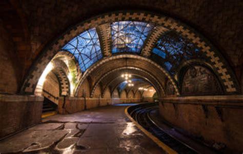 nycs  insane abandoned subway stations thrillist