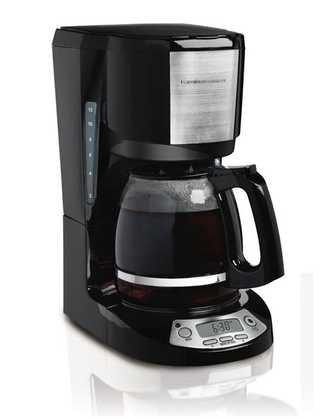 Most users have confirmed that hamilton coffee makers are versatile. Hamilton Beach 49611 12 Cup Coffeemaker with Digital Clock *** Unbelievable product right here ...