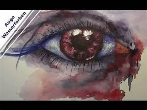 Malen Mit Wasserfarben : let 39 s draw auge mit wasserfarben malen youtube ~ Orissabook.com Haus und Dekorationen