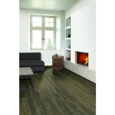 Home Legend Embossed Hickory Lava 7 in. Wide x 48 in
