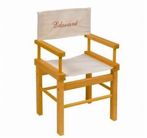 Fauteuil Enfant Personnalisable : fauteuil d 39 enfant metteur en scene edouard le canard personnalisable moulin roty ~ Melissatoandfro.com Idées de Décoration