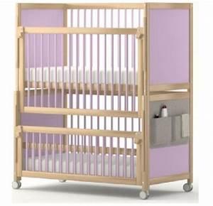Barriere Lit Superposé : lit superpos 2 barri res coulissantes avec roulettes ~ Premium-room.com Idées de Décoration