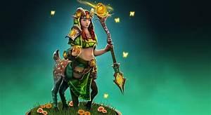 Offlane Enchantress Escaping The Jungle DOTABUFF