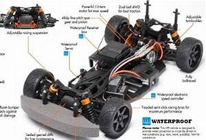 Rc Car Parts Electric On