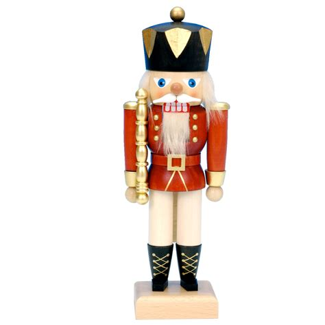 ulbricht regal red king nutcracker nutcrackers at hayneedle