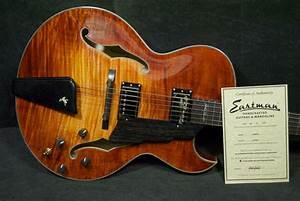 Eastman Ar680ce Archtop Guitar