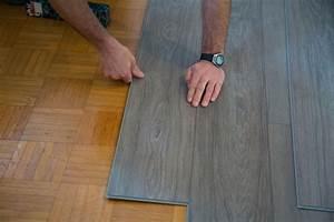 Vinylboden Auf Fußbodenheizung : kann man vinyl auf fliesen verlegen freizeit haus bau ~ Watch28wear.com Haus und Dekorationen