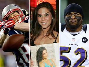 Wes Welker's Wife SLAMS Ray Lewis, Then Apologizes « Mix 104.1