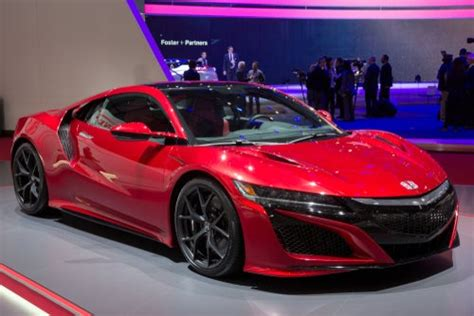 mejores coches deportivos  honda nsx busco  coche