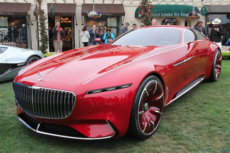 Maybach Car : Vision Mercedes-maybach 6 Car Explained By Design Vp