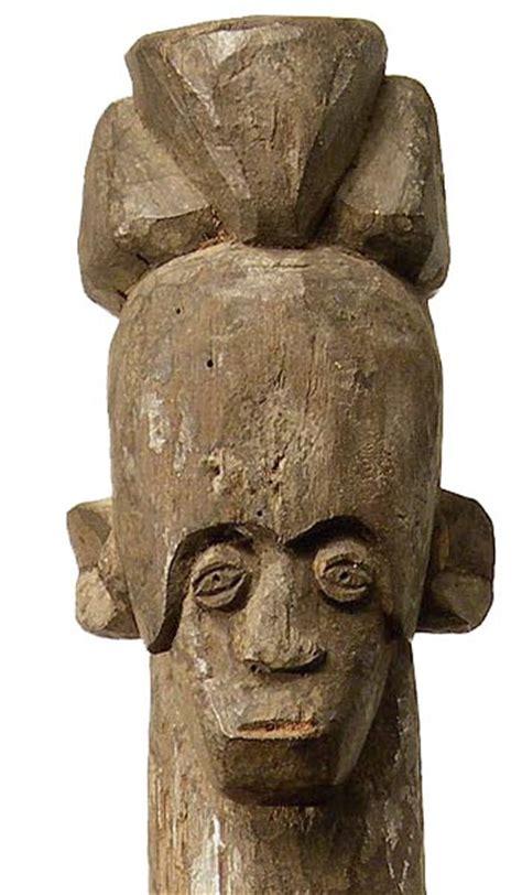 igbo shrine figure